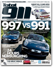 Total 911: The Magazine For Porsche  The Everyday Supercar