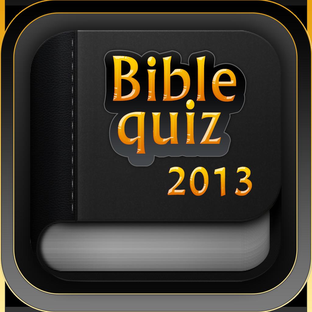 Bible Quiz 2013